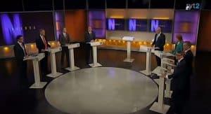 Partiledardebatt 6 maj 2012