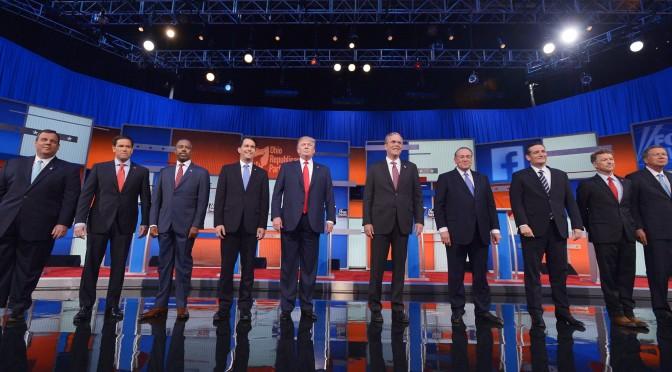 Det amerikanska presidentvalet 2016