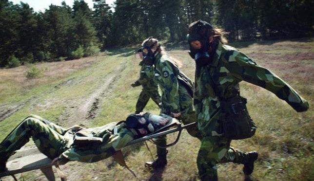 Nato en fråga om frihet och självbestämmande