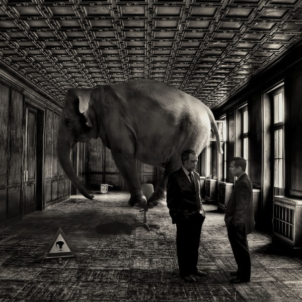 Ser du den brittiska elefanten i rummet?